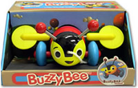 Buzzy Bee Pull a Long Toy